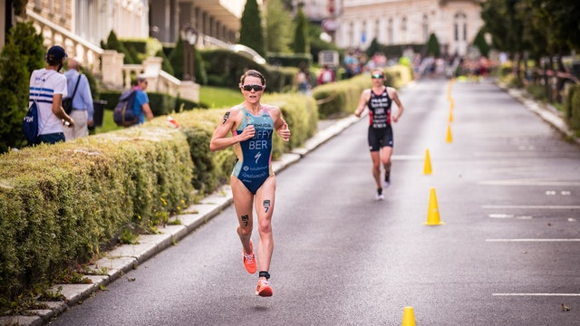 2020 Karlovy Vary ITU Triathlon World Cup - Elite Women