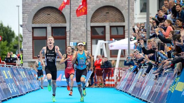 2018 ITU Triathlon Huatulco, Antwerp & Tiszaujvaros World Cup Magazine