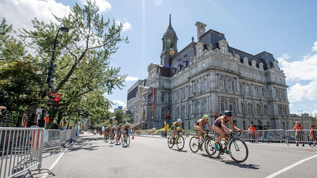 2018 ITU World Triathlon Montreal Magazine