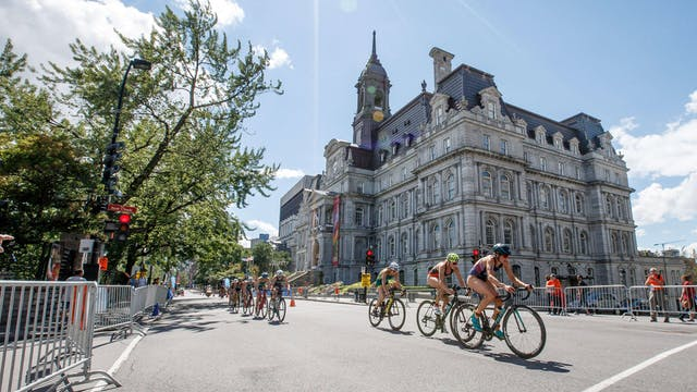 2018 ITU World Triathlon Montreal Mag...