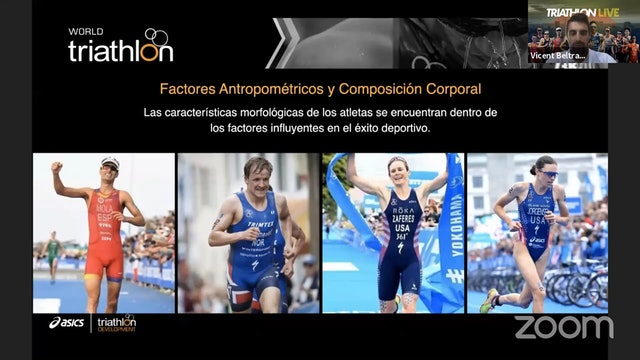 Webinar - Perfil del Atleta Parte 3 - Factores antropométricos