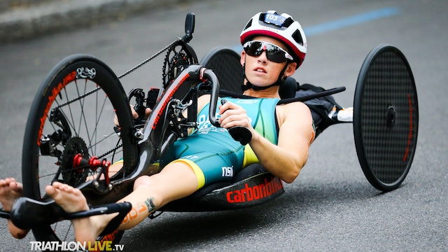 WATCH AGAIN: 2019 Paratriathlon World Championships