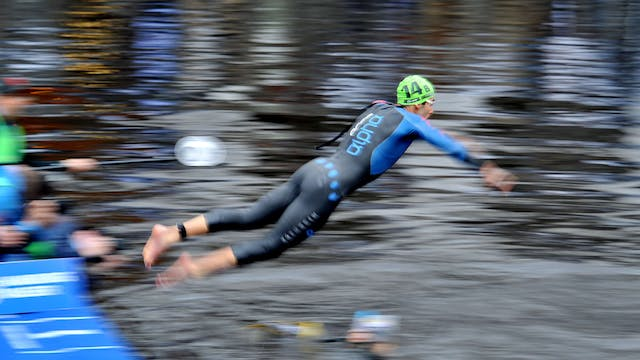 2018 ITU World Triathlon Hamburg Mixe...