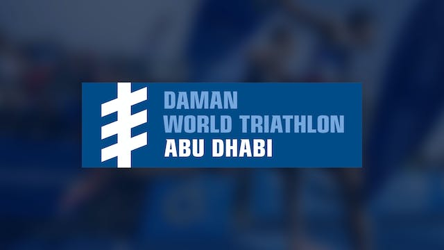 Untrimmed Elite Men - Daman World Tri...