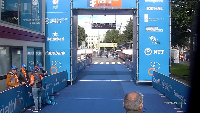Elite Paratriathlon World Championships - 2017 ITU World Triathlon Grand Final Rotterdam