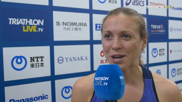 Tokyo Times: Vicky Holland (GBR)