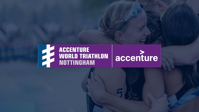 Mixed Relay - Accenture World Triathlon Nottingham