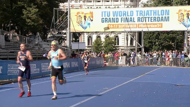 Age Group World Championship 3/3 - 2017 ITU World Triathlon Grand Final Rotterdam