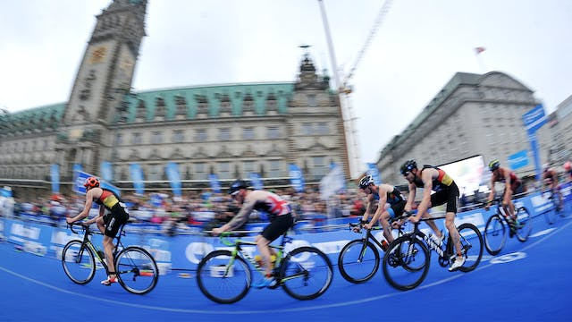2017 ITU World Triathlon Hamburg Maga...