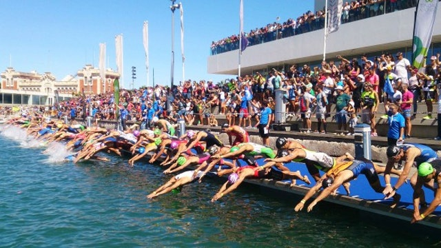 2020 Valencia World Triathlon Cup - Men Live