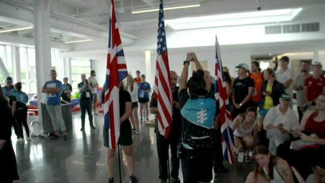 Groupe Copley World Triathlon Montrea...