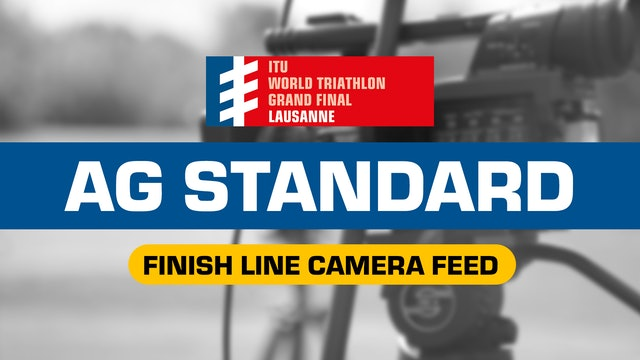 Finish Line Cam - AG Standard - WTS Lausanne