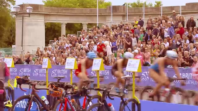 Highlights from the Nottingham Mixed Relay and Leeds WTS races.