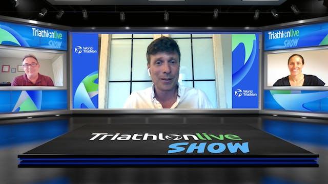 The Triathlon Live Show: episode 2 WT...