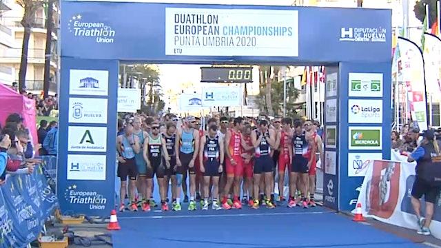 ETU Duathlon European Championships Punta Umbria