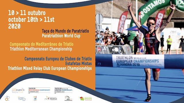 2020 Alhandra ETU Triathlon Mediterra...