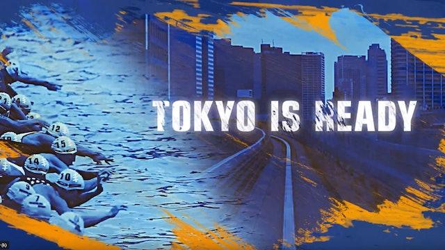 Tokyo Test Event trailer