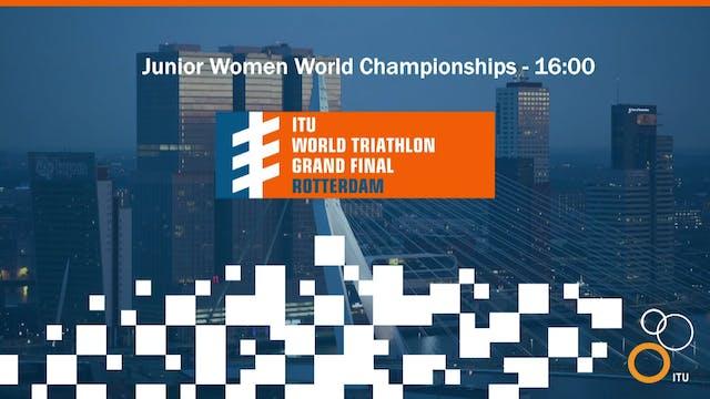 Junior Women World Championships - 20...