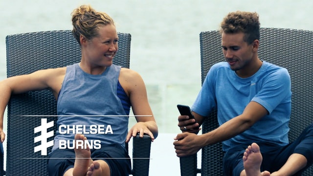 Bermuda trivia - interview with Chelsea Burns and Tyler Mislawchuk
