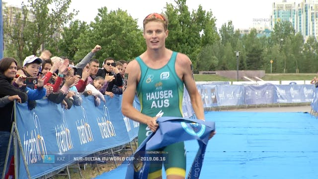 Matthew Hauser, Olympic ambition