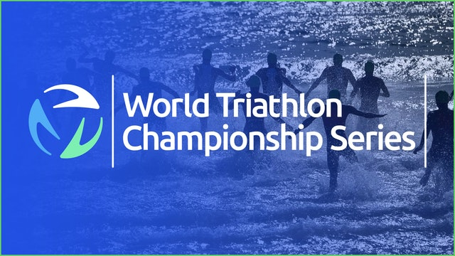 2021 World Triathlon Championship Series Yokohama - Elite Men