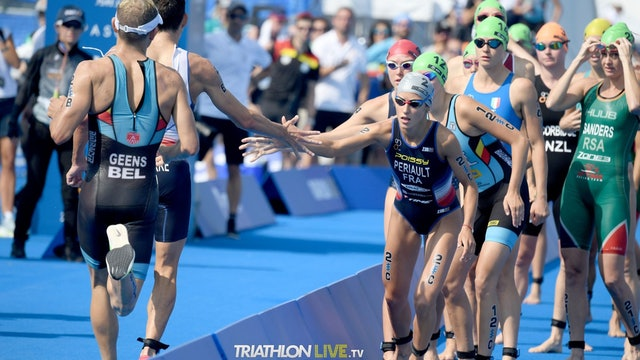 REPLAY: 2019 Tokyo Test Event Mixed Relay