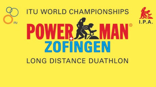 2019 Zofingen ITU Powerman Long Dista...