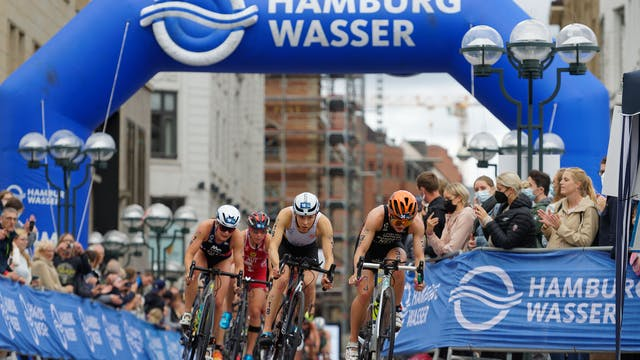 2021 World Triathlon Championship Ser...