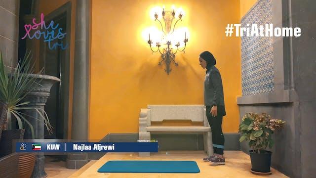 Najlaa Aljrewi (Kuwait) - mobility an...