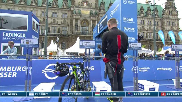 2017 WTS Hamburg Men