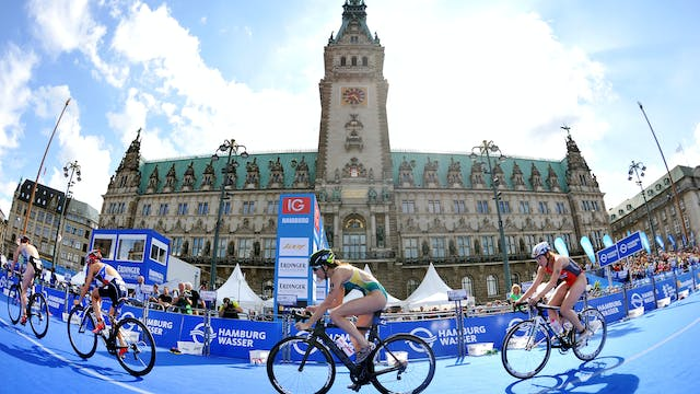 2015 ITU World Triathlon Hamburg Maga...