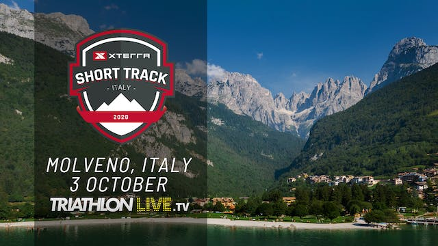 XTERRA Molveno Short Track - Men's Race