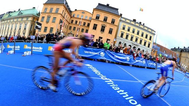 2015 ITU World Triathlon Stockholm Ma...
