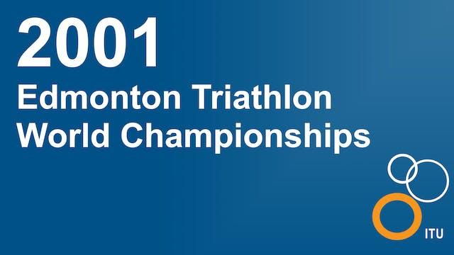 2001 Edmonton World Championships