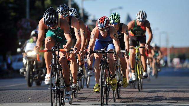 2015 ITU World Triathlon Abu Dhabi El...