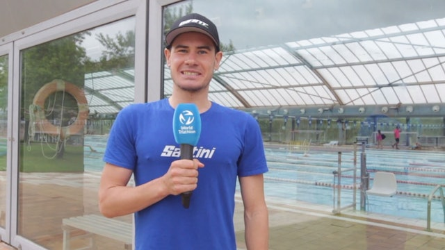 Tokyo 2020 thoughts with Gustav Iden