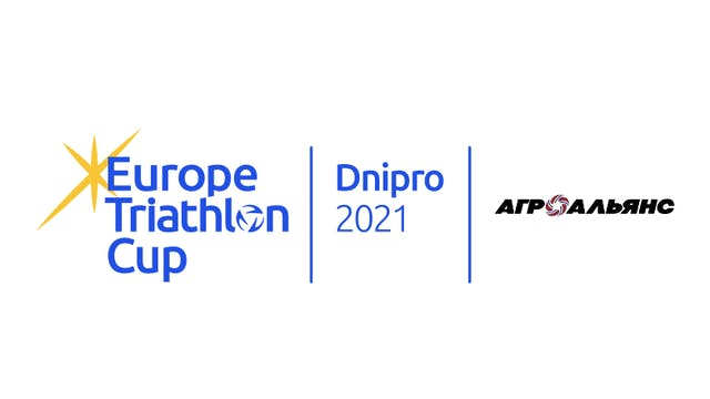 2021 Europe Triathlon Cup Dnipro - Pa...