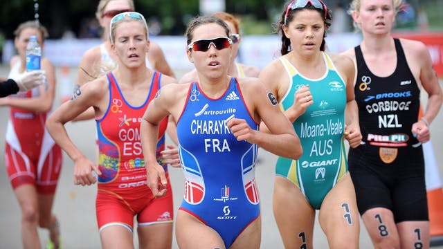 2014 WTS London Elite Women