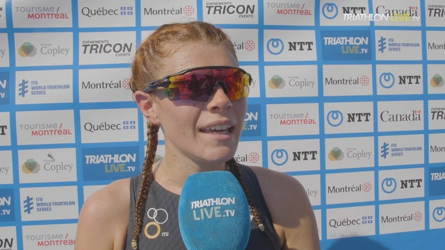 Lauren Steadman PTS5 (GBR) - interview