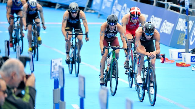Hamburg Wasser World Triathlon: Men's...