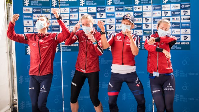 Behind the scenes of WTS Hamburg with...
