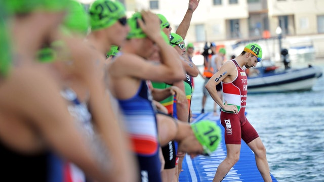 2018 ITU World Triathlon Abu Dhabi Magazine