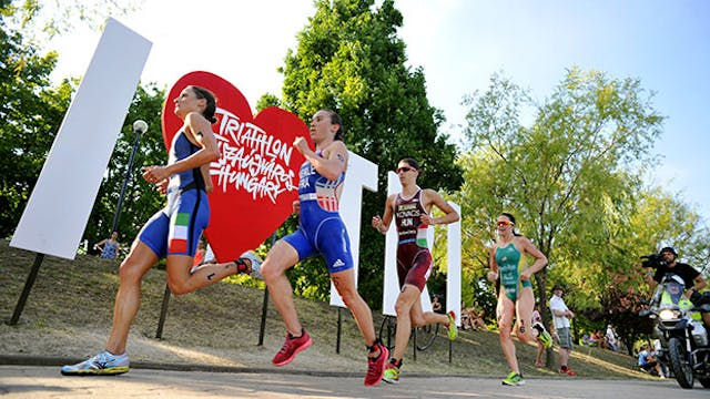 2016 ITU Triathlon Tiszaujvaros World...
