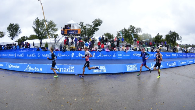 2016 ITU World Triathlon Edmonton Magazine