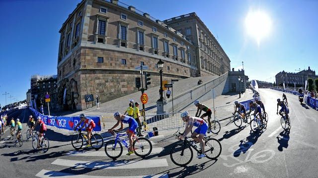 2015 ITU World Triathlon Stockholm El...