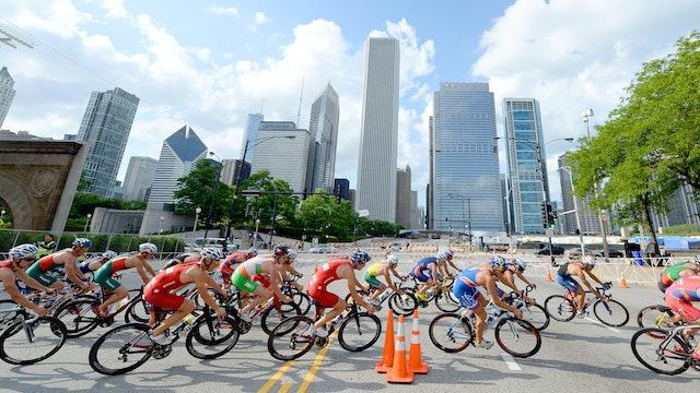 2015 ITU World Triathlon Grand Final Chicago Magazine