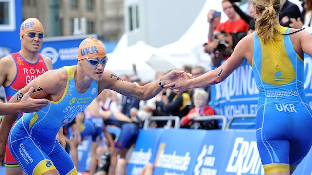 2015 ITU World Triathlon Hamburg Mixed Relay World Championships