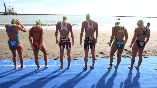 Elite Women - New Plymouth ITU Triath...