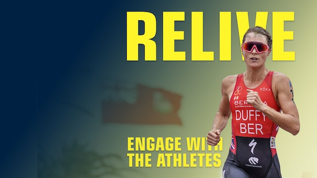 reLIVE: 2018 WTS Bermuda with Flora Duffy
