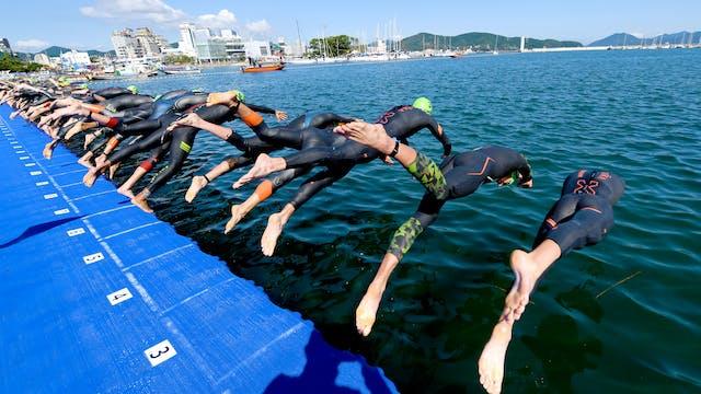 2021 World Triathlon Cup Haeundae - E...